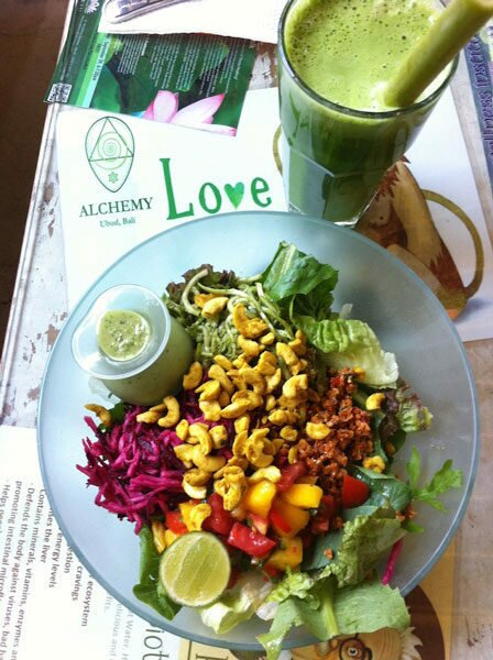 Raw Food Holiday in Bali